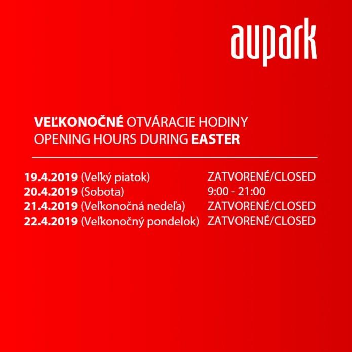 3043cce6def63 Novinky a podujatia - Aupark Košice