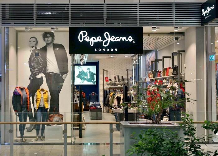 10d5bf5e5d Tvárami kolekcií Pepe Jeans boli napríklad Kate Moss
