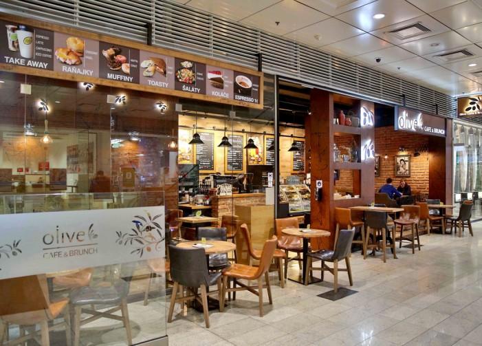 9b80fae678 Olive Café   Brunch - Aupark Košice